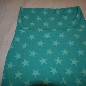 LuLaRoe BNWOT star maxi skirt